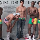 World Cup Players for Vanity Fair