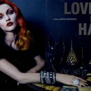 Vogue Italia Beauty, Love Is In The Hair