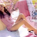 Elle Magazine Features Jessica Alba