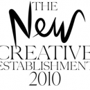 "Industrie Magazine's ""The New Creative Establishment"""