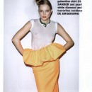 Purple Magazine features Eniko Mihalik