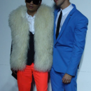 BryanBoy with Brad Goreski