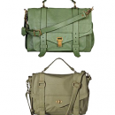 Proenza Schouler PS1 bag & Mossimo bag