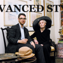 Advanced Style Blog Header