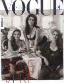 Vogue Italia June 2011 Cover
