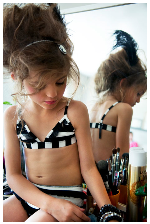 after featuring 1o year old model thylane lena rose blondeau and the