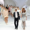 Chanel | Spring 2012 Finale