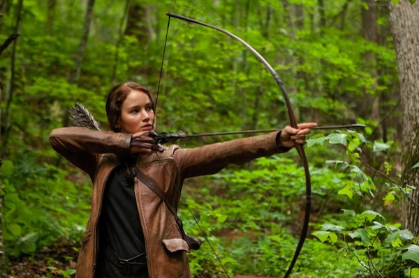 Hunger Games Jennifer Lawrence Costume